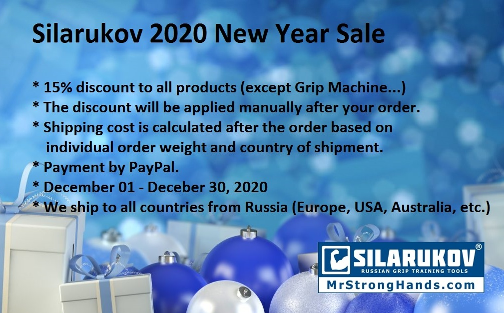 2020 New Year Sale