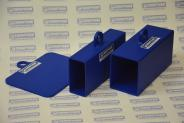 Pinch Training Blocks. Set of three widths: 6 mm, 50 mm, 80 mm.